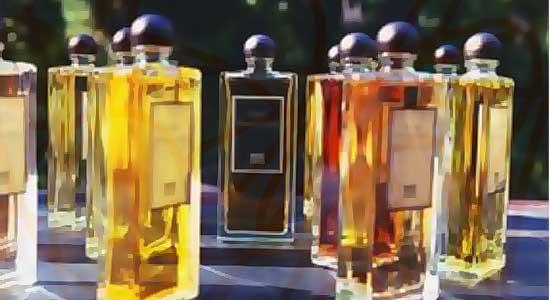 ароматы от Сержа Лютенса