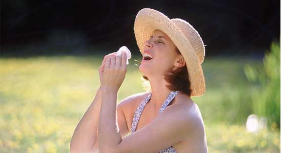 Аллергия на травяную пыльцу
