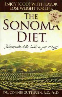 диета Сонома