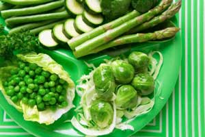 зеленая диета