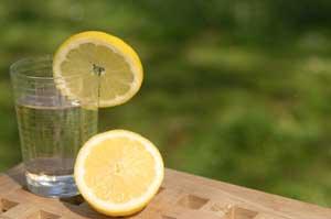 очищение организма в домашних условиях соленой водой с лимоном