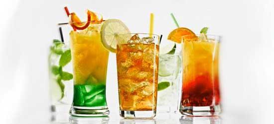 калорийность коктейлей