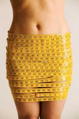 проблема — лишний вес