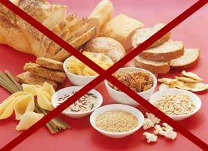 Похудению не способствуют продукты с углеводами