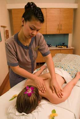 тайский массаж для похудения