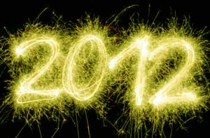 как встречать 2012 год