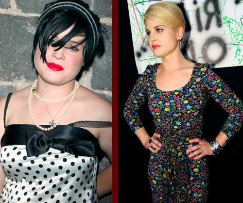 келли осборн до похудения и после фото