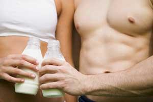 Строгая молочная диета