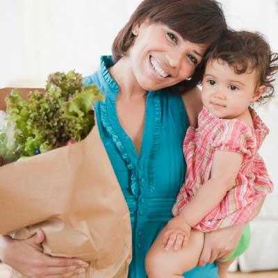 похудеть после беременности