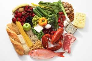 сочетания продуктов для похудения