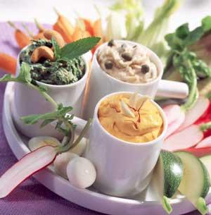салат из свежих овощей и фруктов - правила приготовления