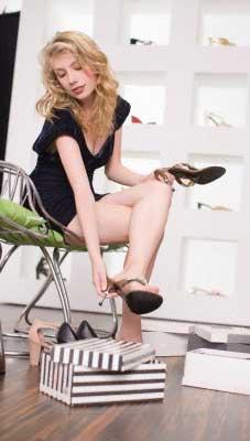 Весенне-летний сезон обувь