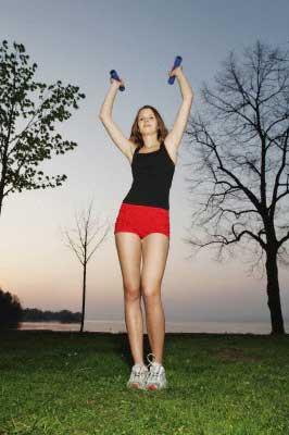 Эффект от физических упражнений