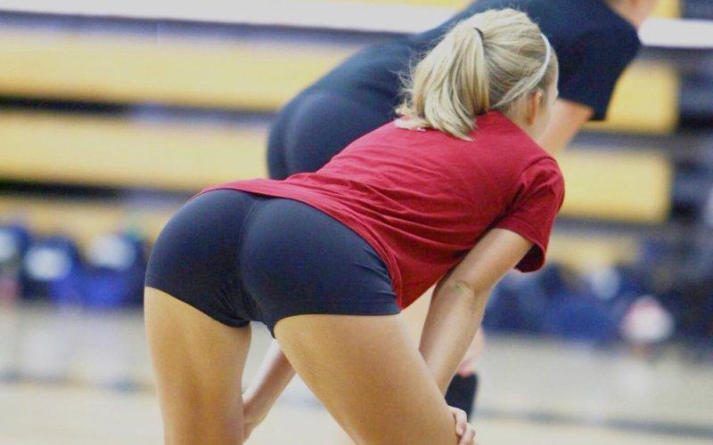 волейбол для похудения